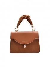 Vintage Solid Cross Body Handbags