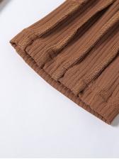 Sexy Gauze Patch Crop Top And High Waist Pants Set