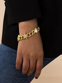Easy Matching Online Rhinestone Simple Bracelet