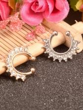 Fashion Accessories Rhinestone Sexy Nose Ring