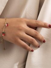 Sweet Design Fruits Easy Match Pendant Bracelet