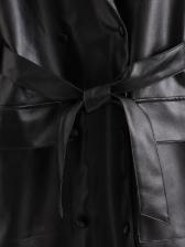 Fashion Pu New Women\'s Winter Coats