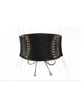 Cheap Wholesale Lace-Up Elastic Tassel Belts