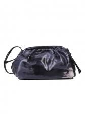 Fashion Tie Dye Large Armpit Bag