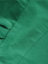 Deep V Neck Pure Color Halter Camisole