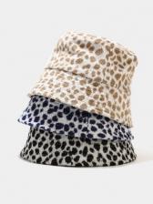 Contrast Color Vintage Fashion Fisherman Hat