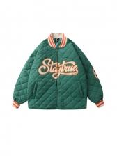 Winter Fashion Versatile Baseball Uniform Coat