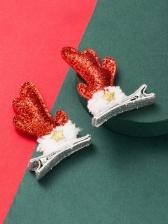 Duckbill Clip Christmas Gift Hair Accessories