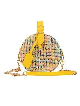 Fashion Round Style Design Crossbody Bag