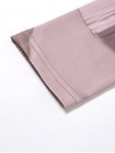 O Neck Long Sleeve Printed T Shirts