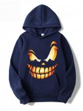 Halloween 3D Printed Leisure Hoodies For Autumn