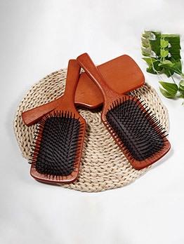 Airbag Massage Wooden Comb Vintage