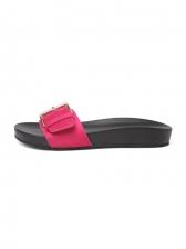 Hot Sale Round Toe Ladies Slippers