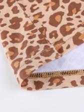 Leopard Print Leisure Summer Stylish Tank Top