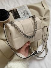 Simple Versatile Chain Dating Shoulder Bag