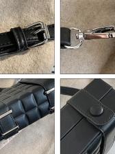 Trendy Simple Solid Vintage Shoulder Bags