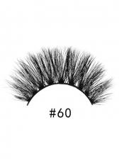 Dense Style Mink Fur False Eyelashes Women