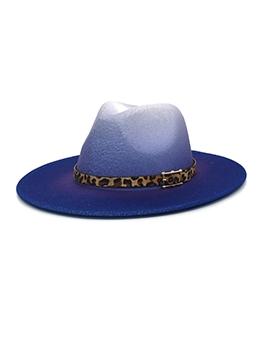 Elegant Fashion Versatile Retro Fedora Hat
