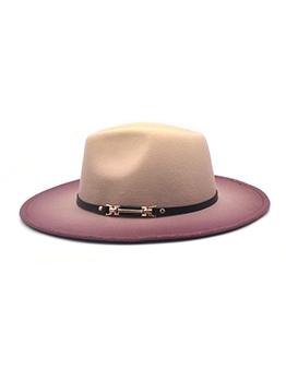 Winter Vintage British Style Fedora Jazz Hat