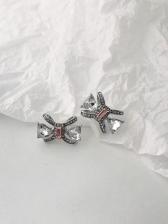 Korean Style Temperament Online Earrings Necklace