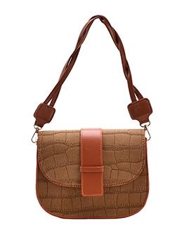 Vintage Saddle Bag For Women