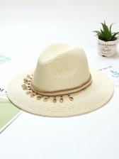 Summer Seaside Holiday Beach Sun Hats