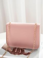 Fashion Snake Print Crossbody Bag