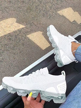 Casual Height Increasing Sneakers For Women
