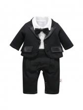 New Gentle Coat With Sleepsuit For Boys