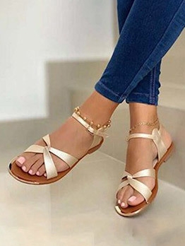 Summer New Flat Sandals For Women