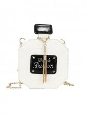 Chic Perfume Bottle Design Chain Shoulder Bag