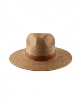 Stylish Summer Outdoors Sun Straw Hat