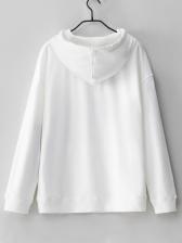 Simple Firehawks Printed Fashion Casual Sweatshirt