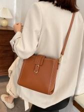 High Fashion Versatile Vintage Shoulder Bucket Bag