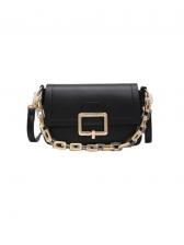 Trendy Fashion Chain Casual Square Shoulder Bag