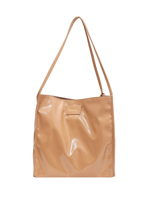 Fashion Solid Designer Tote Bags