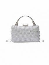 Fashion Rhinestone Chain Designer Handbags