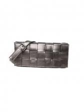 New Solid Plaid Designer Shoulder Bags