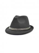 Winter Easy Matching Jazz Fedora Hat For Unisex