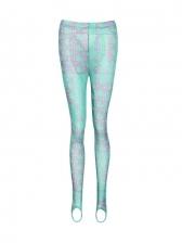 High Waisted Stretch Yoga Printed Leggings