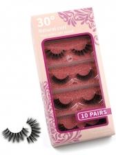 Mink Fur Natural 3D False Eyelashes Sets