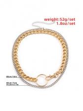 Fashion Simple Street Versatile Women Necklace