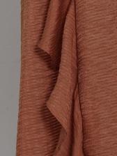 V Neck Ruffled Long Sleeve Boutique Maxi Dress