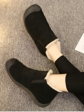 Chic Inner Fluffy Womens Boots