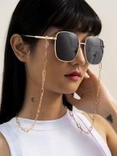 Fashion Accessories Glasses Chain Street Chic