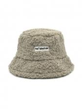 Winter Cashmere Versatile Unisex Bucket Hat