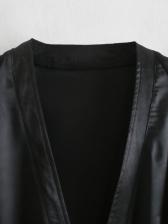 Latest Embroidered Kimono Style Long Coat