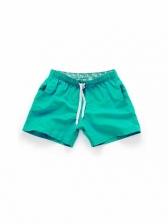 Summer Solid Beach Joggers Shorts