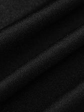 Sexy Black Chain Strap Bodysuits For Women