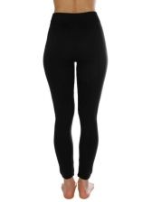 Skinny Solid High Waisted Fitness Leggings